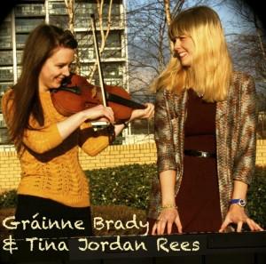 Gráinne Brady & Tina Jordan Rees