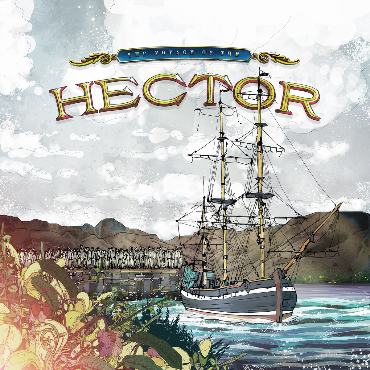 Voyage of the Hector – Fèis RoisCommission by John Somerville