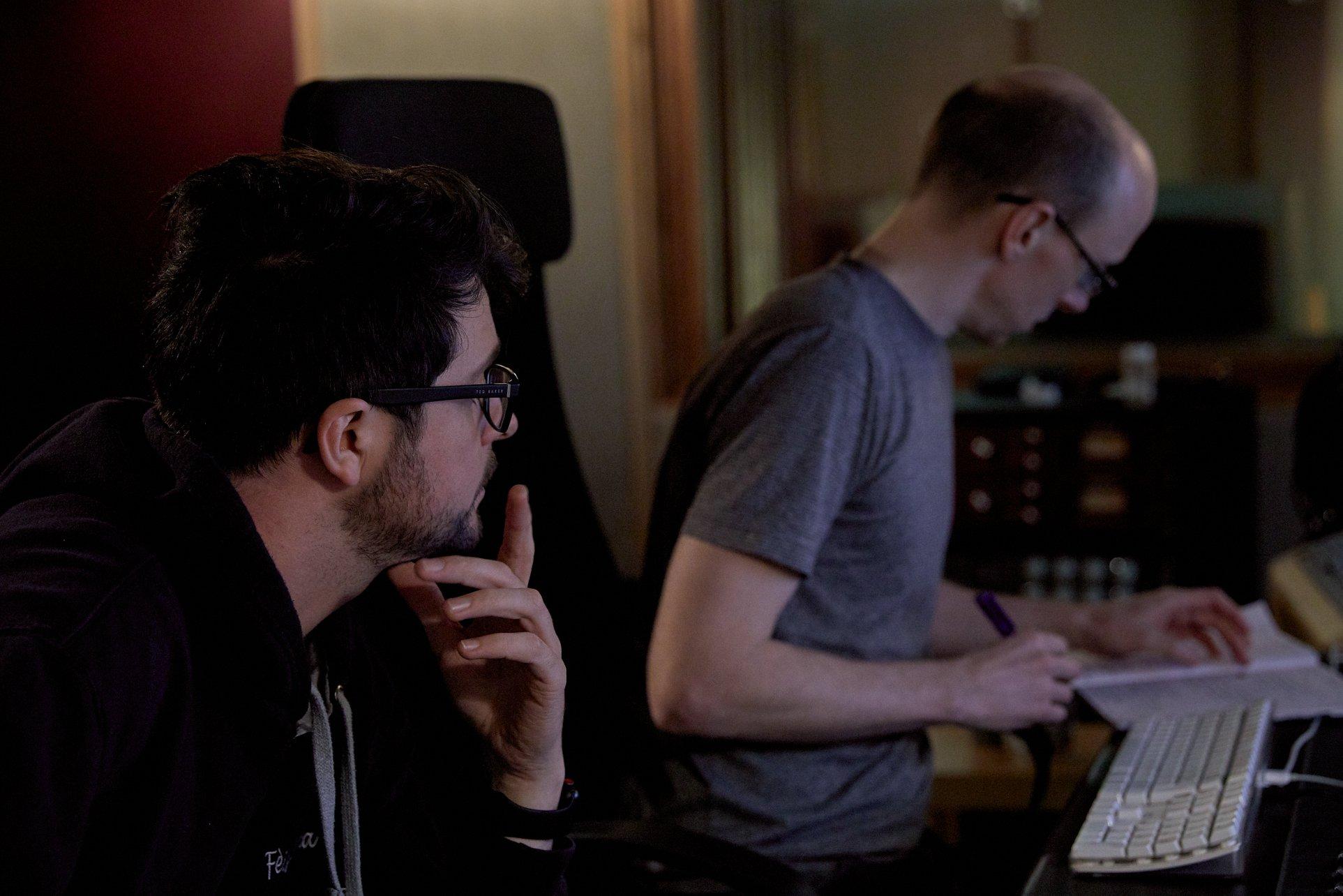Glo-Worm Studio 1 with Innes Watson